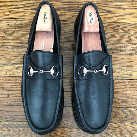 f114bcd1389 Gucci Other - Classic Gucci Horsebit Loafers Black size 10 Men s